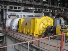 The steam turbine PR 25 90-10/09