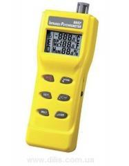 AZ-8857 pyrometer hygrometer