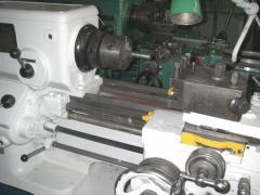 Токарно-винторезный станок 1Е61МТ (D32/320х710),