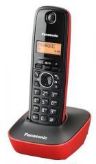 Телефон Panasonic KX-TG1611 Красный