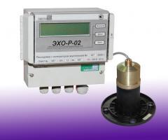 Ultrasonic flowmeter of EHO-R-02