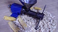 Экструдер зерновой ЭГК-30 рабочая часть