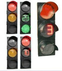Traffic light T1.1.TVCH1-01-AT and