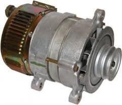 Генератор 28В 150А/4200Вт дв. КАМАЗ-7403 (Самара)