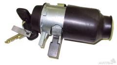 The lock of ignition of KAMAZ, MAZ, VAZ with