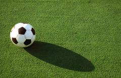 Artificial grass for soccer of 50 mm
