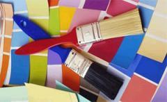 Enamels, paints, varnishes, solvents TM