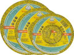 Abrasives: disks, circles, shlifshkurka, etc. of