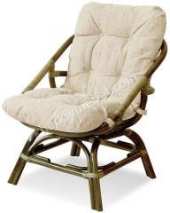 Кресло с подушкой Calamus Rotan 0113 B