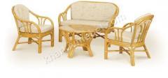 Кресло с подушкой Calamus Rotan 0128 B