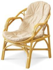 Кресло с подушкой Calamus Rotan 0204 B