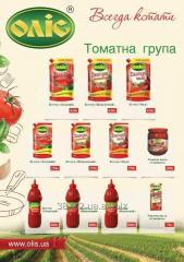 Ketchup Olis (export)