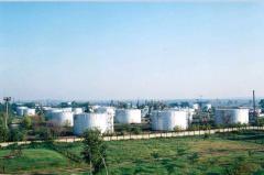 Нефтерайон: перевалка сырой нефти и нефтепродуктов