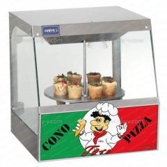 Show-window thermal for FPK W kono-pizza