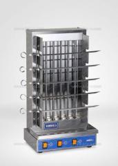 Sh-5 vertical BBQ grill