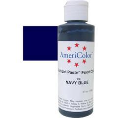 Краситель гелевый AmeriColor Navy Blue 128 г (цвет