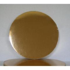 Поднос круглый Д 250 золото