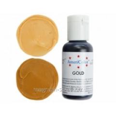 Краситель гелевый AmeriColor Gold 21 г (цвет 135)