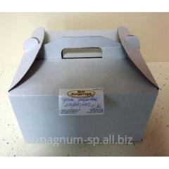 Тортовая упаковка 250*250*150