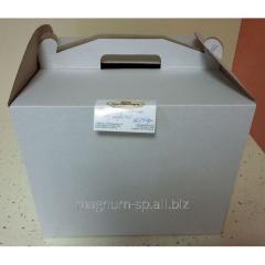 Тортовая упаковка 300*300*250