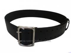 The belt is officer