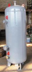 Ресивер (воздухосборник) от производителя