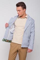 Пиджак с орнаментом