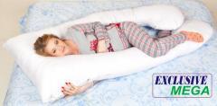 Подушка для беременных Mega Exclusive