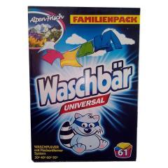 Универсальный стиральный порошок Waschbar 5 кг