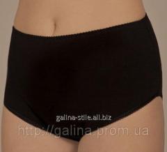 Трусы женские высокие Galina, код ART-022