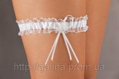 Подвязка женская на свадьбу, код PW 13