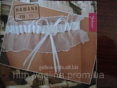 Подвязка женская,  код PW 11