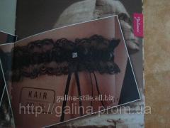 Подвязка женская,  код PW 25