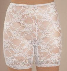 Панталоны женские кружевные, код ART-028
