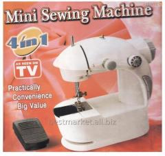 Швейная машинка мини!!! Новая!!!