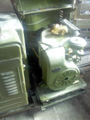 Двигатели внутреннего сгорания бензиновый  уд-2
