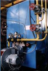 Copper steel water-heating industrial VK-34,