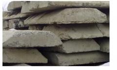 Base pillow of FL10-24-2 (base tape), concrete