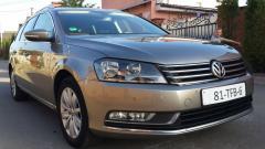 Volkswagen Passat B7 BlueMotion  2012