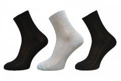 Носки мужские сетка, летние