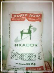 Borna acid