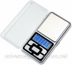 High-precision electronic, jeweler, pocket scales