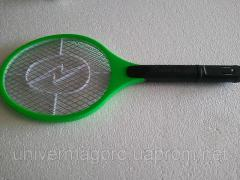 Electric fly swatter (electrofly swatter)