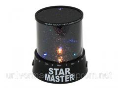 The projector of the night sky, night lamp of Star