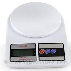 Electronic kitchen scales (to 5 kg)