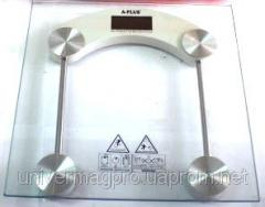 Electronic bathroom scales A-plus (to 150 kg)