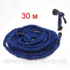 The extending hose for watering with the H-hose