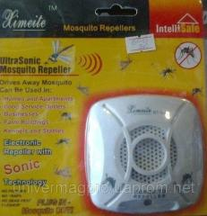 Ultrasonic otpugivatel of mosquitoes of ximeite
