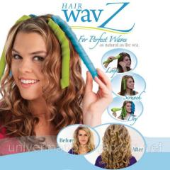 Hair curlers of Hair wavz of 35 cm and 55 cm