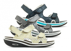 Vokmaks sandals on flypapers female